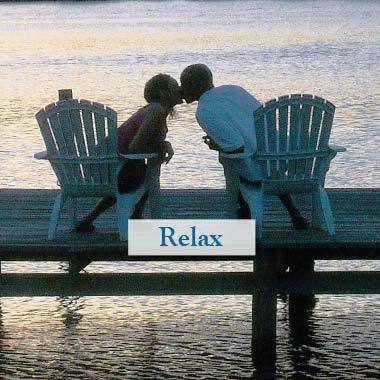 Relax on the Waterfront