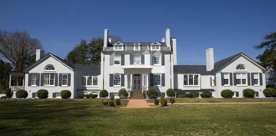 Chesapeake Bay Plantation Home