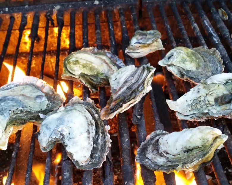 Fall Oyster Roast at Inn at Tabbs Creek