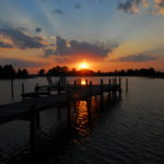 Some of the Best Sunsets of Mathews County
