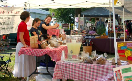 Parker Family Farm - Mathews Farmers Market