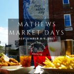 Mathews Market Days - Inn at tabbs Creek