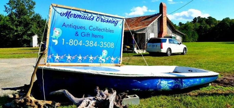 Mermaid's Crossing Mathews VA