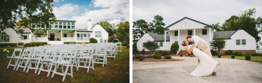 Grand View Manor- Mathews Wedding Venue