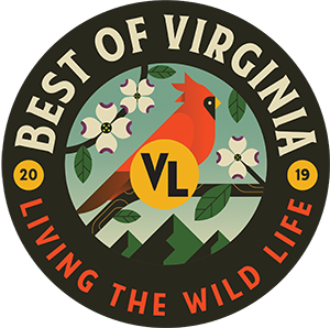 Best of Virginia 2019 Award Badge
